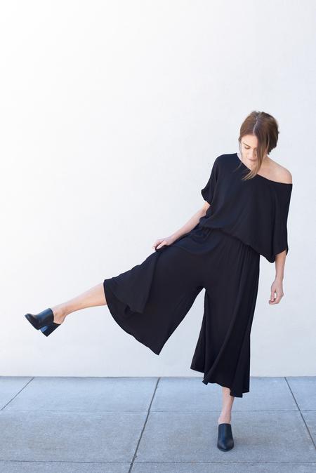 Kamperett Reversible Culotte Jumpsuit