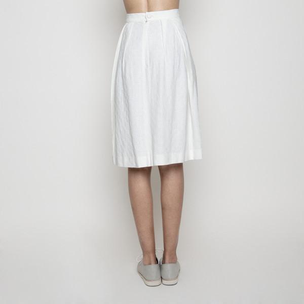7115 by Szeki Summer A-Line Skirt