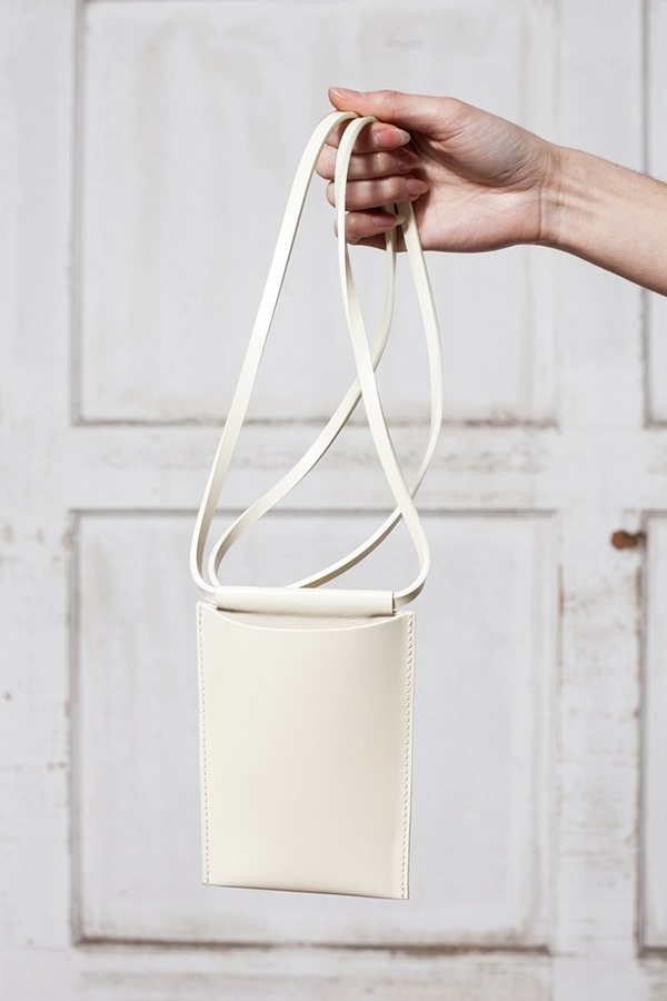 Building Block iPhone Sling - ivory