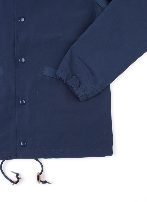 The Hill-Side Ueno Jacket Navy 60/40 Grosgrain