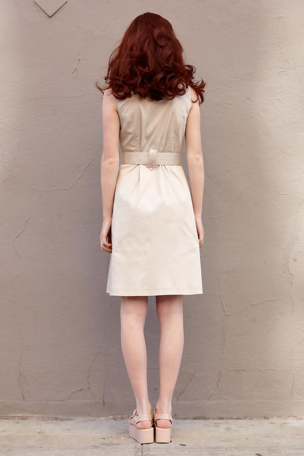 Anni Kuan Bond Shirt Dress