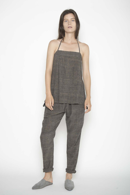 Namche Bazaar Handloomed Cotton Camisole