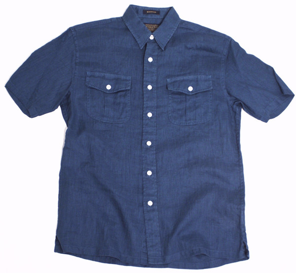 Men's Pendleton Morrison Linen Shirt