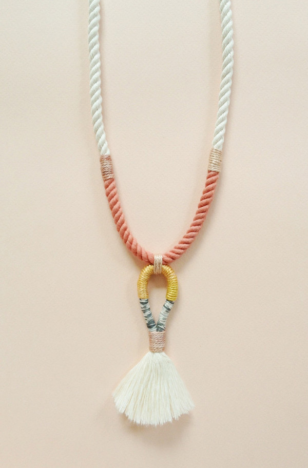 Gamma Folk No.7 Necklace