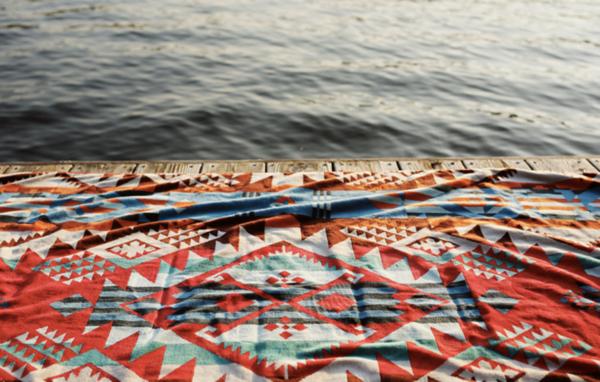 Men's Pendleton Poler X Pendleton Jacquard Towel
