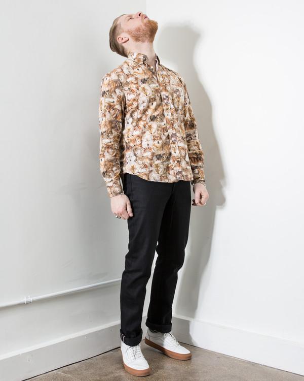 Gitman Bros. Call of the Wild Shirt