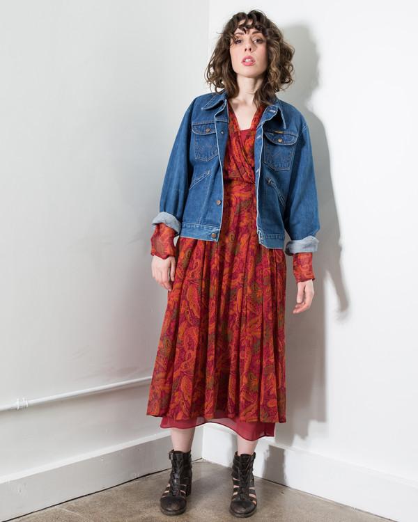 Vintage Wrangler Jacket