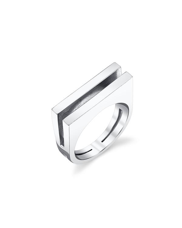 Gabriela Artigas Parallel Ring in Sterling Silver