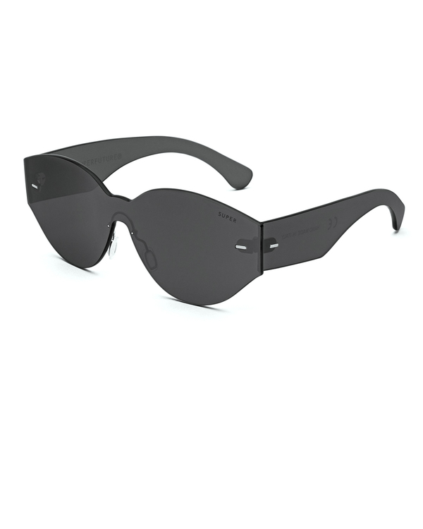 RetroSuperFuture Tuttolente Drew Mama Sunglasses in Black