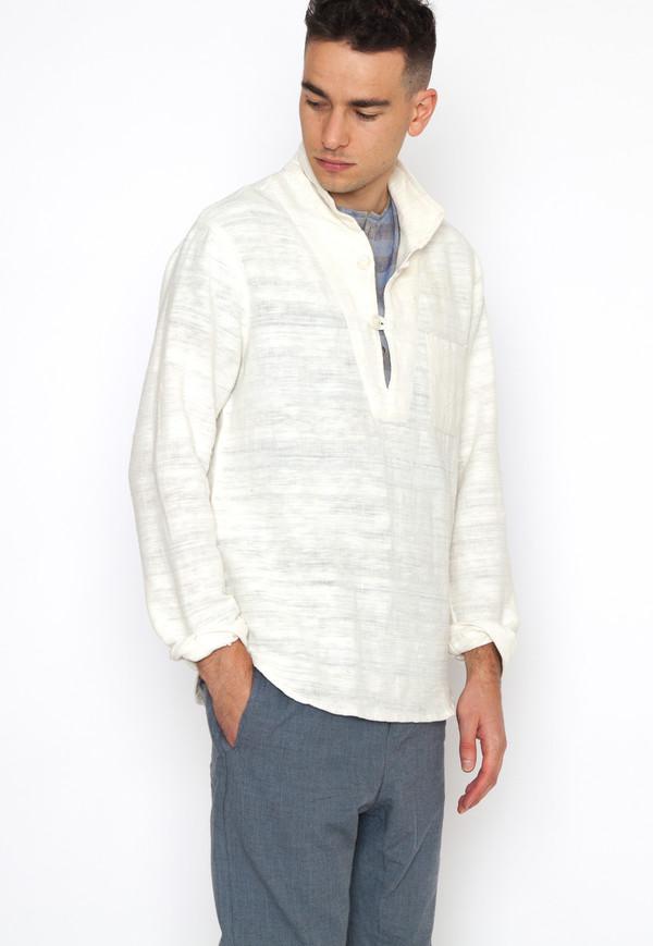 Men's Deshal Khadi Longsleeve Pullover