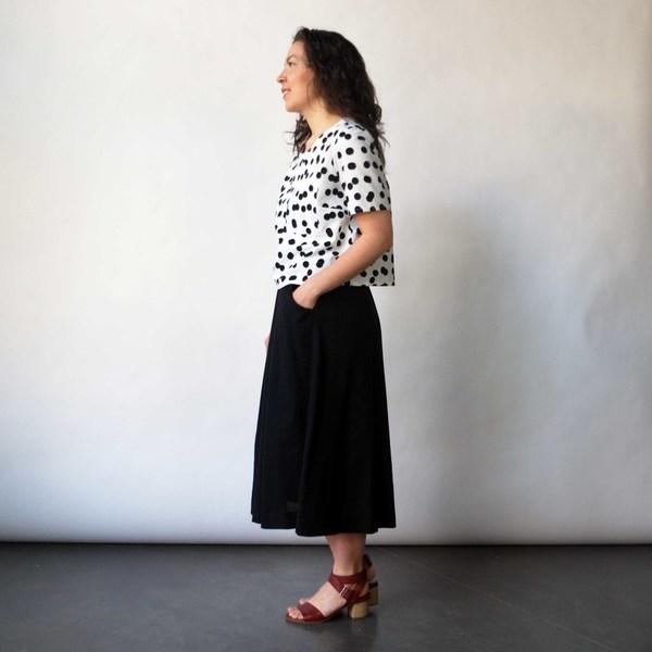 Curator Fawn Skirt