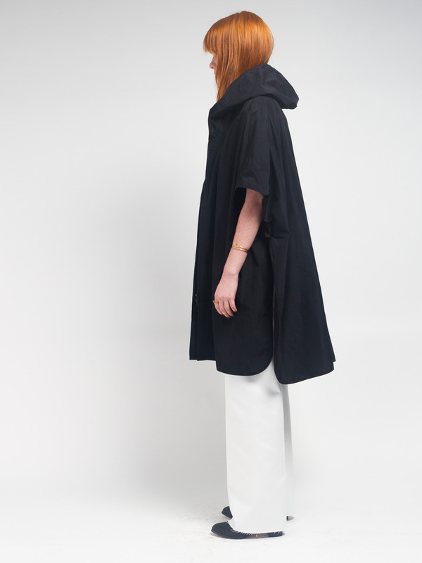Unisex Uniforms For The Dedicated Sancho Poncho Black