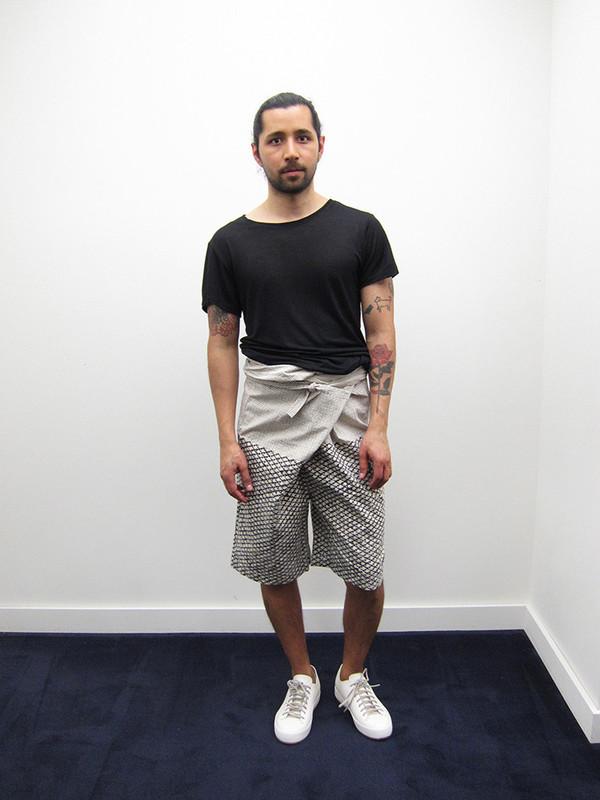 Cosmic Wonder Canvas Wrapped Shorts