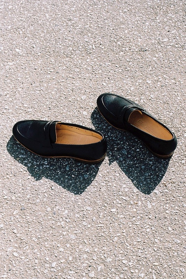 Dieppa Restrepo Penny Loafer - black