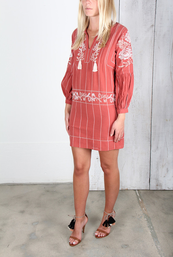 ULLA JOHNSON DALIA DRESS