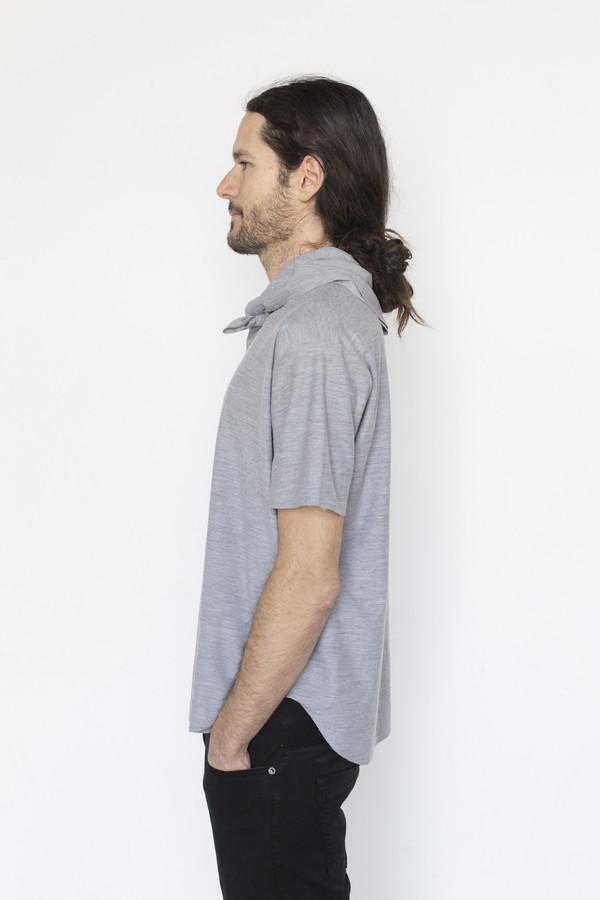 Men's Assembly Cotton Terry T-shirt