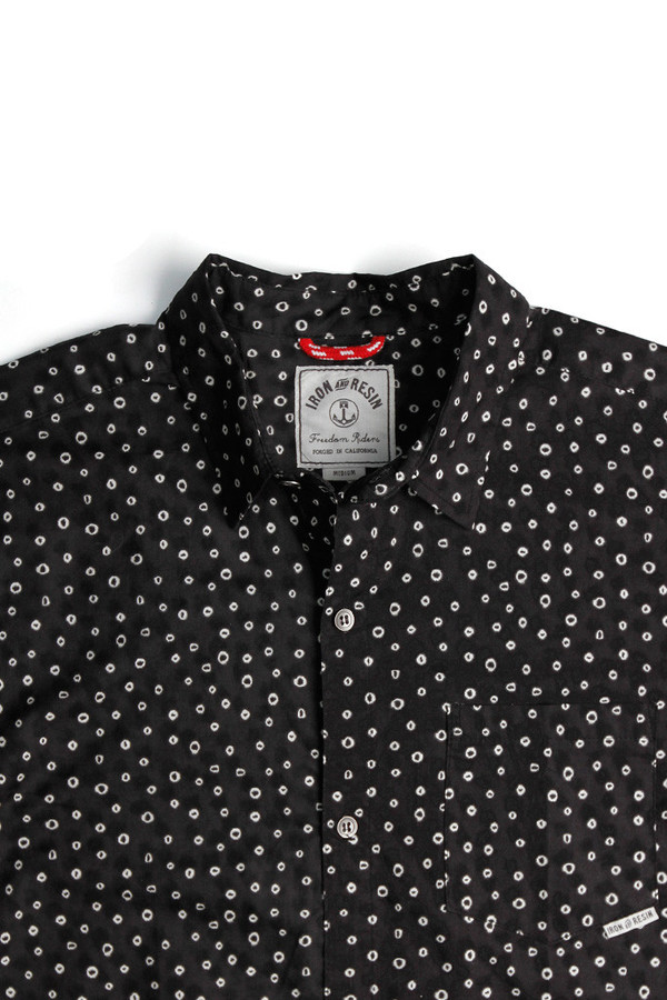 Iron & Resin Sensei Shirt Black