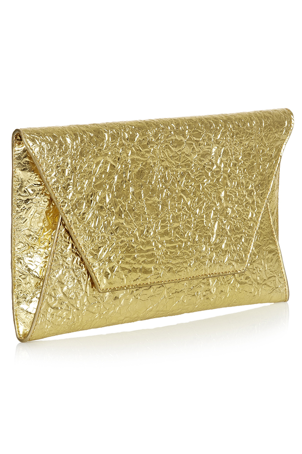 Flynn Leather Fergie Clutch