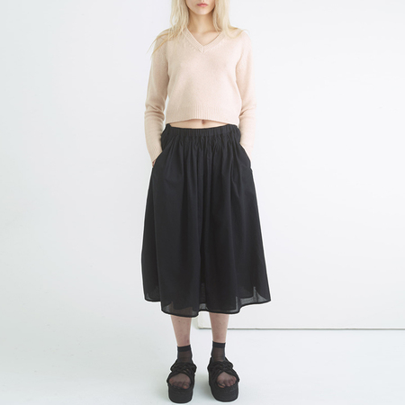 Organic by John Patrick Frida skirt - Black