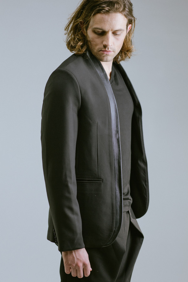 Men's Any Old Iron Melton Jacket