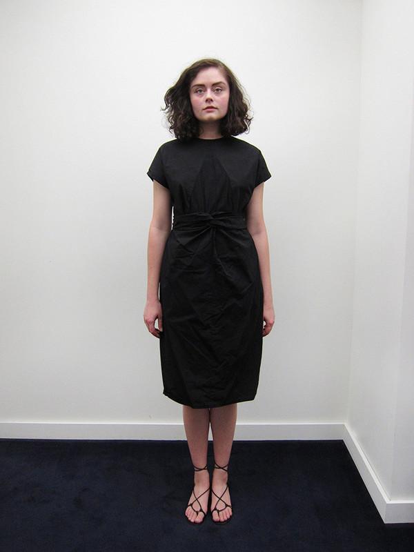 Cosmic Wonder Triangle Seamed Dress