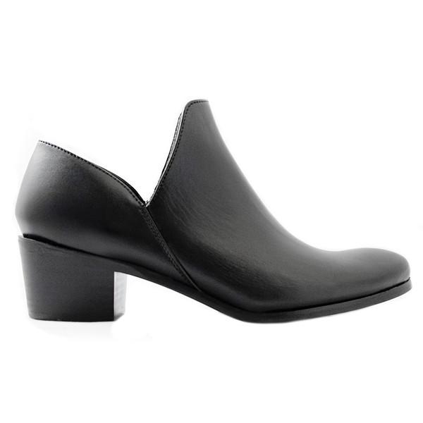 Cartel Footwear Bootie - Tapalapa Black