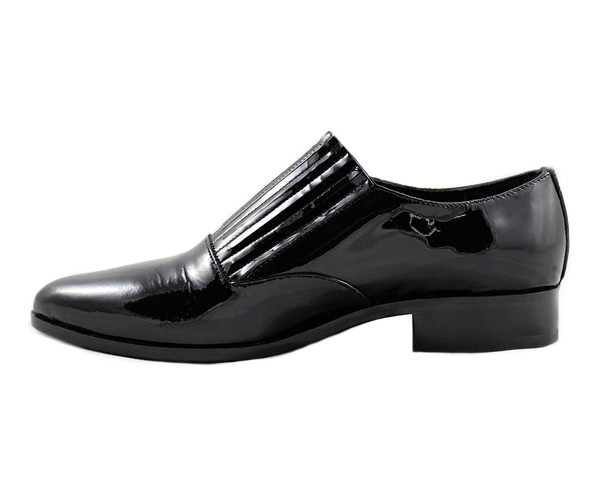 Cartel Footwear Loafer - Tula Black Patent