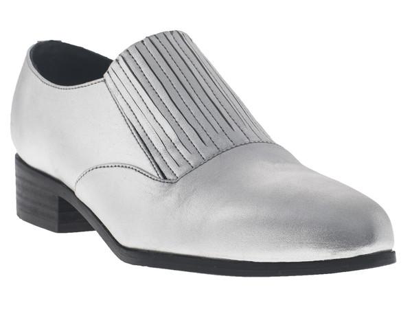Cartel Footwear Loafer - Tula Silver