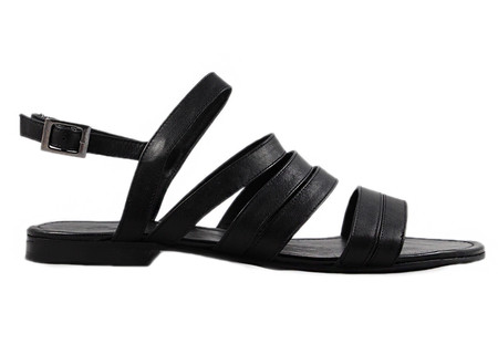 Cartel Footwear Sandal - Edzna Black