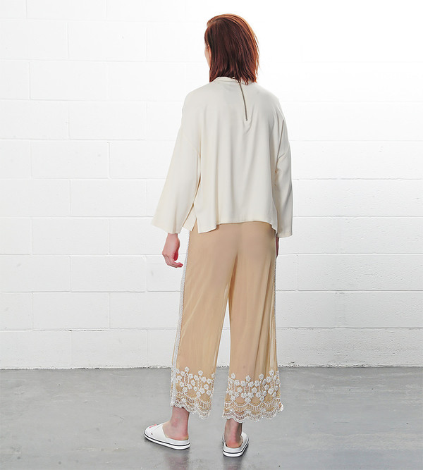 Ganni Martinez Bead Pants