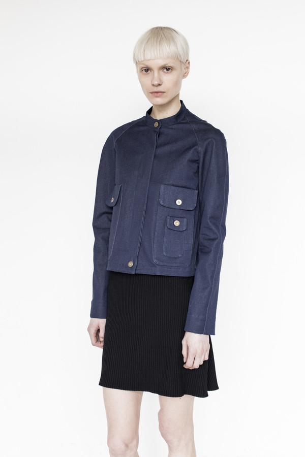 Assembly Denim Raglan Jacket