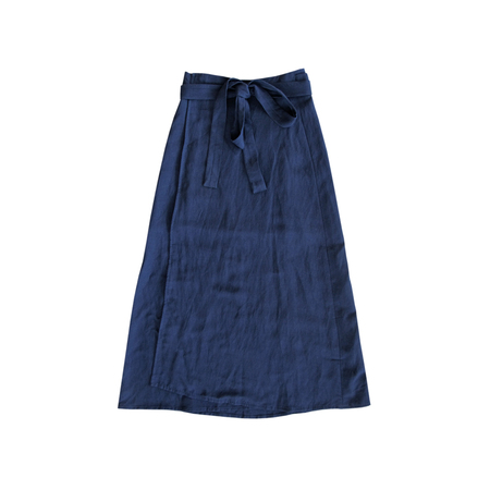 Ali Golden WRAP SKIRT