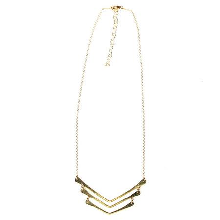 marisa mason sonora triple necklace