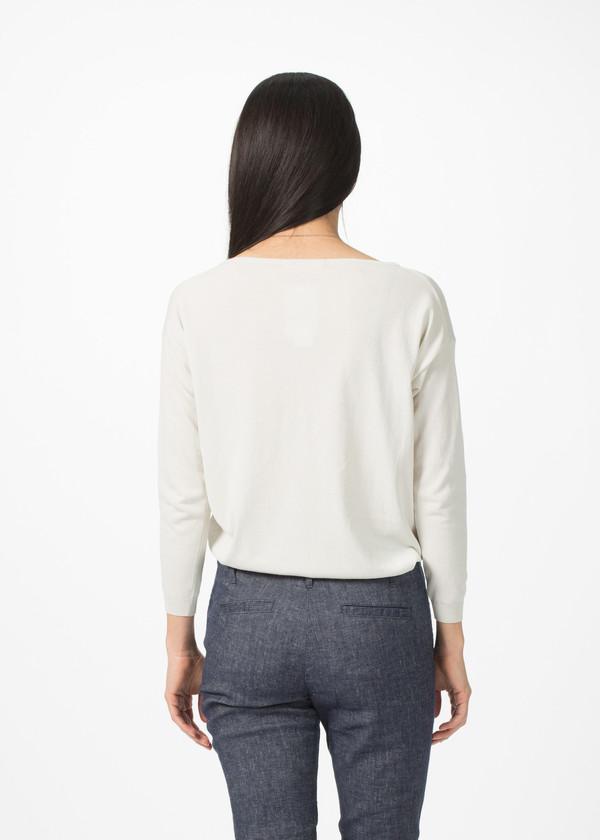 Evam Eva High Twist Pullover