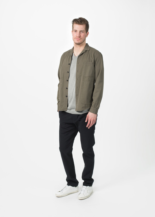 Men's Hansen Sten Overshirt