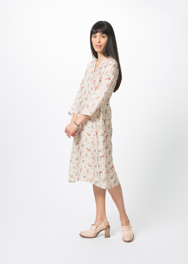 Dosa Wrap Dress
