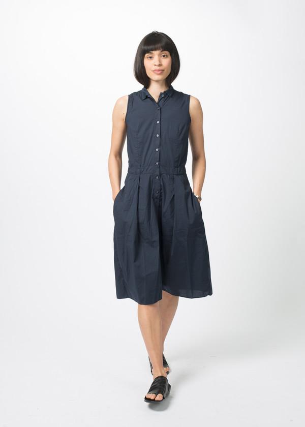 Kristensen du Nord Sleeveless Button Down Dress