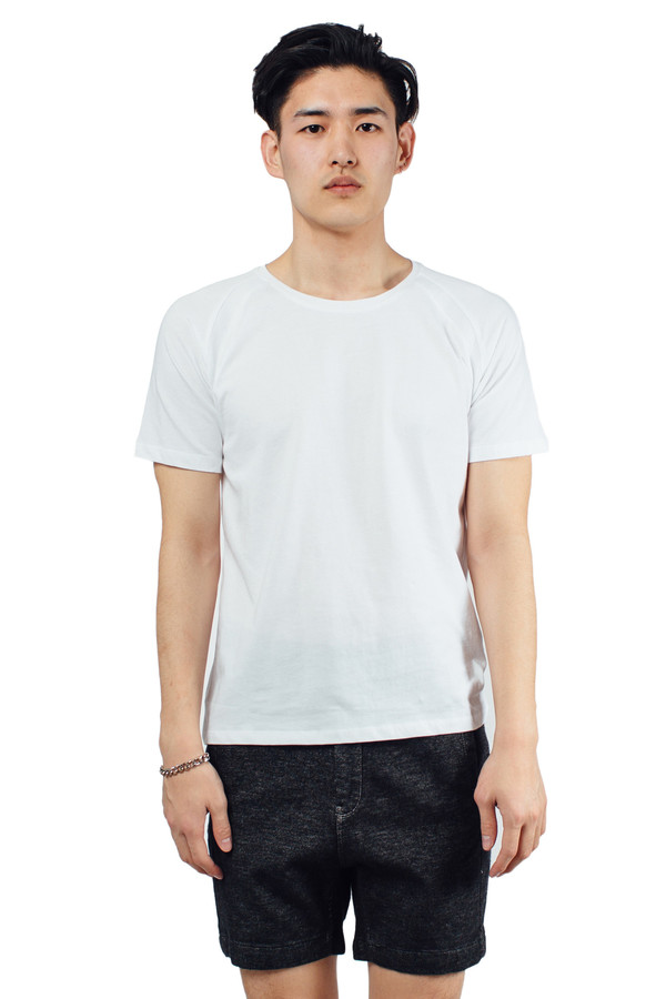 Men's Journal Reaf Tee White