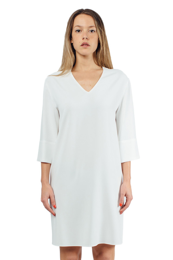 WU+SEN Kiare Dress White