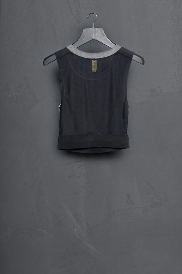 Noe Garments Cropped Tank