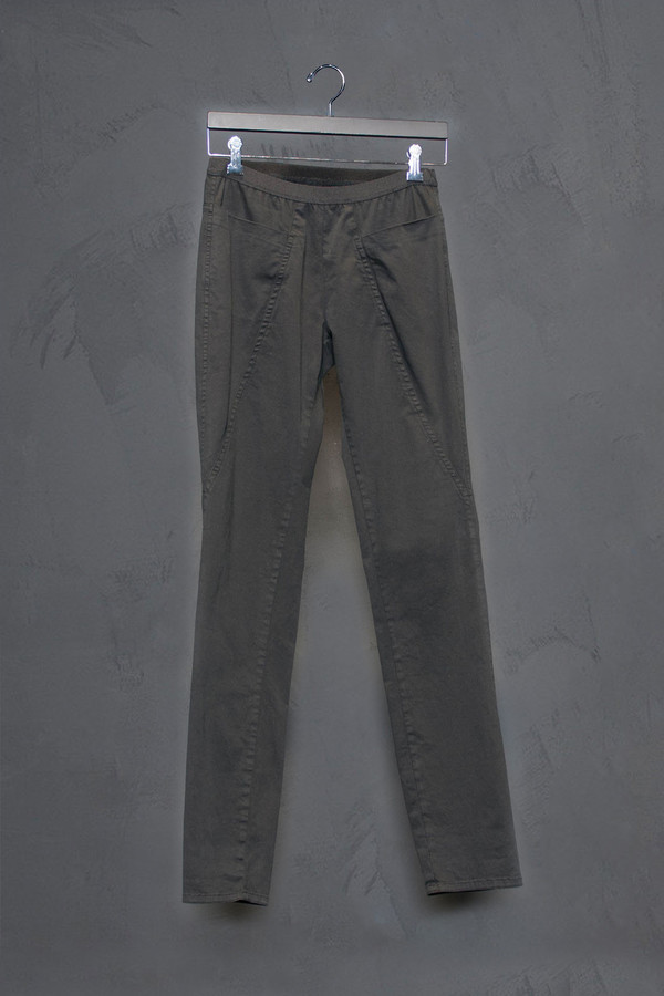 Roque Exposed Asymmetrical Front Pocket Pant