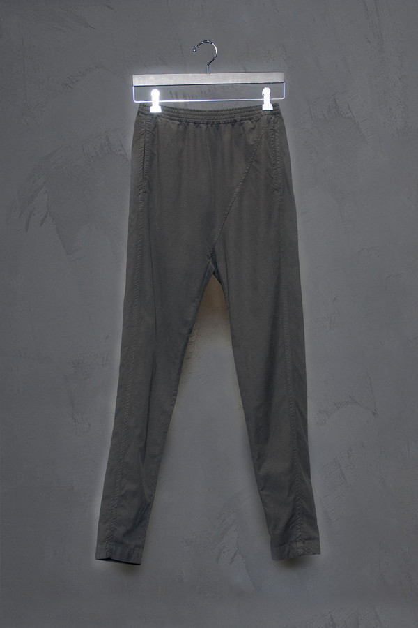 Roque Woven Slit Pocket Pant