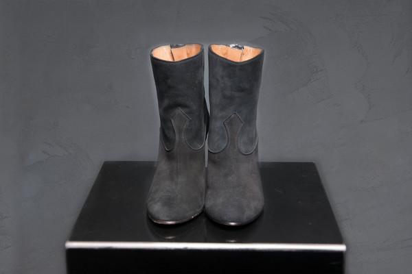 Silvano Sassetti Back Zipper Boots
