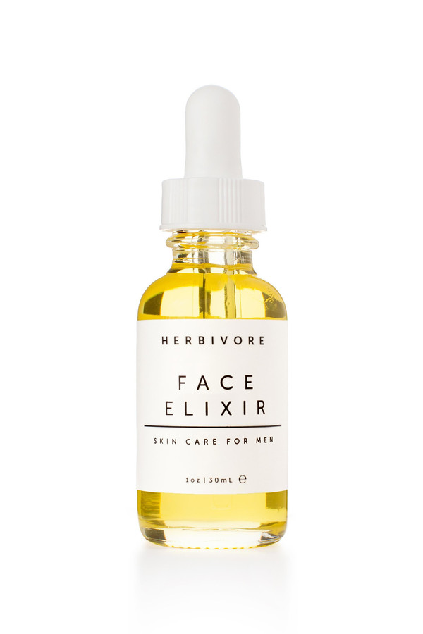 Herbivore Botanicals : Men's Face Elixir
