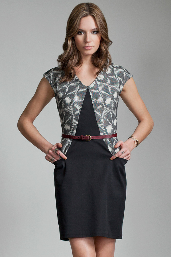 Jennifer Glasgow Meteor Dress
