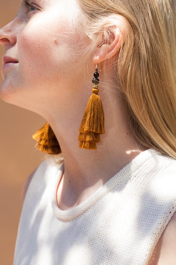 ORA-C Nina Earrings