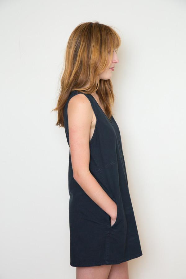 Neuw Alex Mini Shift Dress -Black