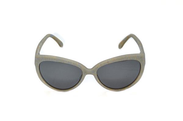 Prism Portofino Matte Vintage Gold Sunglasses