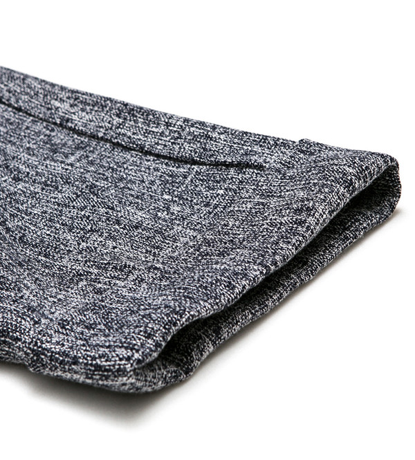 Unisex Heather Pleated Pants