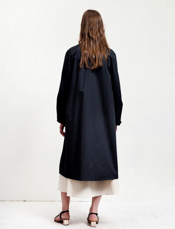 Lemaire Raincoat Navy